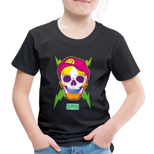 Ptb skullhead - Kids' Premium T-Shirt