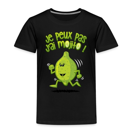 Ich habe mojito - Kinder Premium T-Shirt