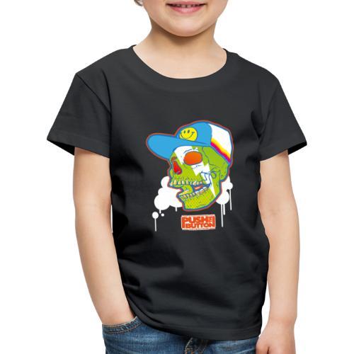 Ptb Skullhead 2 - Kids' Premium T-Shirt