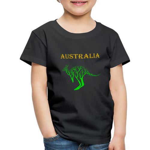 Kangaroo - Kinder Premium T-Shirt