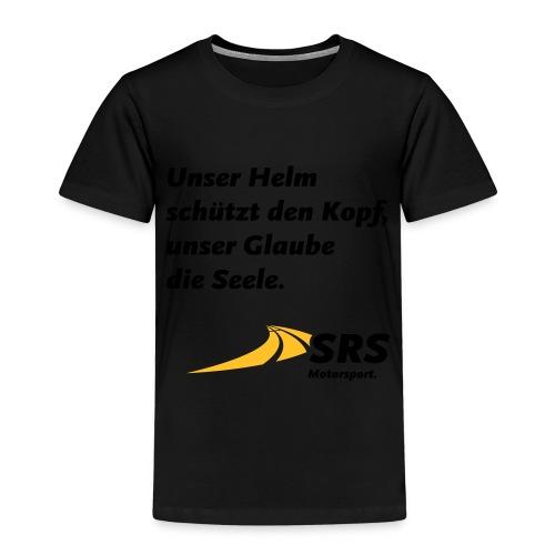 SRS-Logo_Motorsport_p_cmy - Kinder Premium T-Shirt