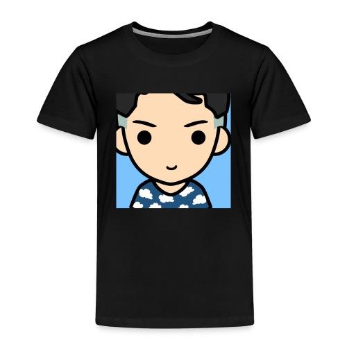 Mon logo oklm je vous le vend trankillle - T-shirt Premium Enfant