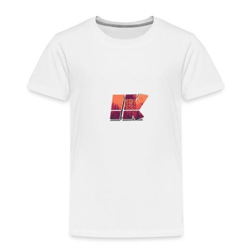 Ishaan Kulkarni Logo (1) - Kids' Premium T-Shirt