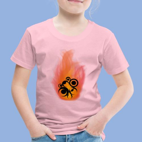 Should I stay or should I go Fire - T-shirt Premium Enfant