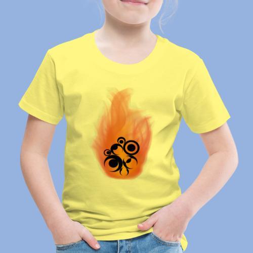Should I stay or should I go Fire - T-shirt Premium Enfant