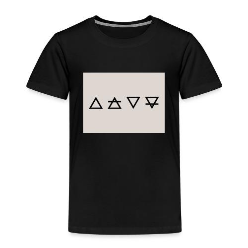Jan daoud - Børne premium T-shirt