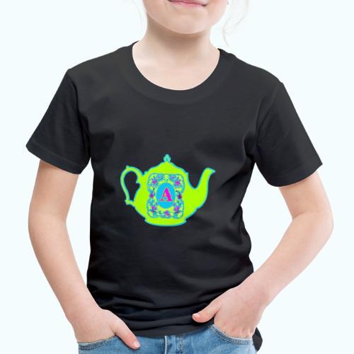 Wonders & Madness Tea Party - Kids' Premium T-Shirt