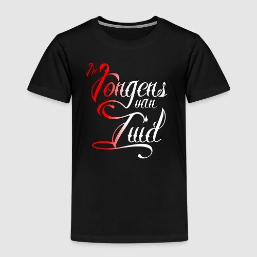 dJvZ logo - Kinderen Premium T-shirt