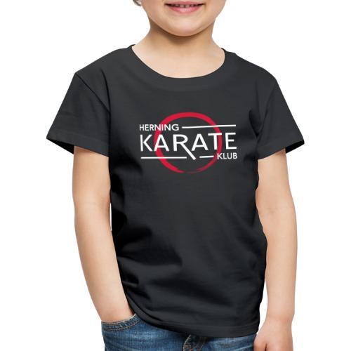 HKK Hvid - Børne premium T-shirt