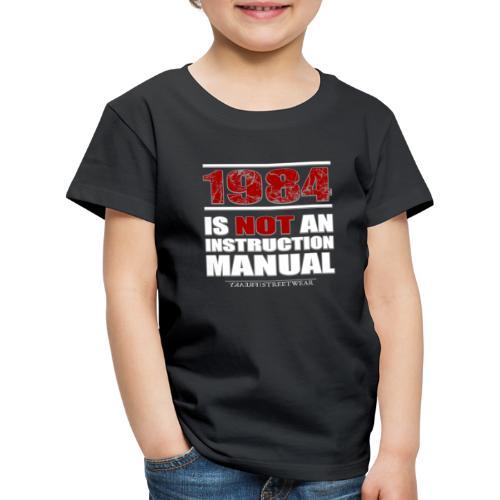 1984 - Kinder Premium T-Shirt