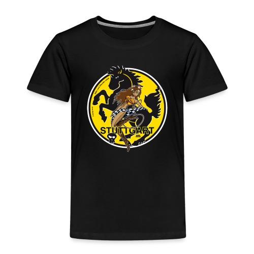 Wildes Stuttgart! - Kinder Premium T-Shirt