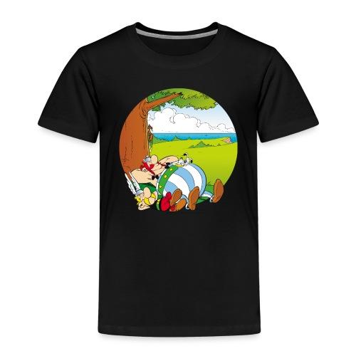 Astérix & Obélix Font Une Sieste - T-shirt Premium Enfant