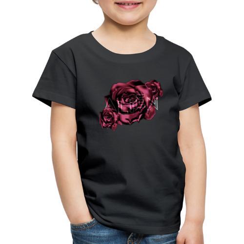 Rose Guardian Small - Premium T-skjorte for barn