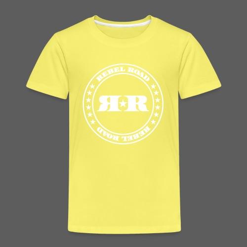 RR White Circle - Kids' Premium T-Shirt