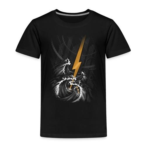 Musical Storm - Kids' Premium T-Shirt