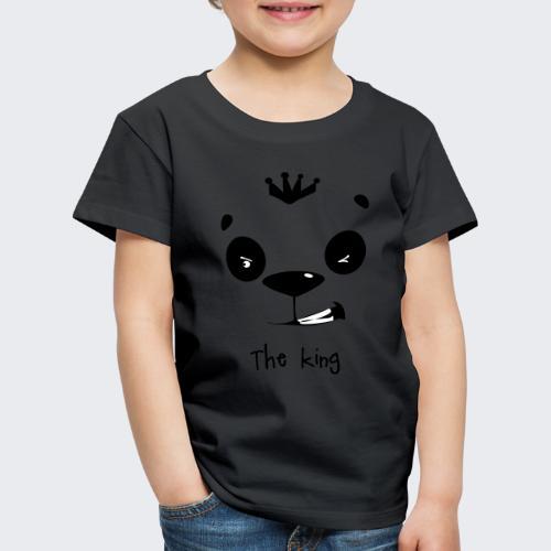 le roi des panda - T-shirt Premium Enfant