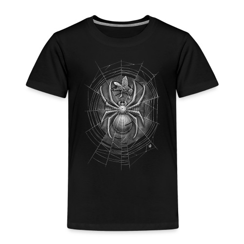 Spider Web - Kids' Premium T-Shirt