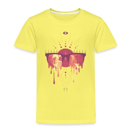 summer png - Børne premium T-shirt