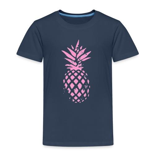 ananas rose - T-shirt Premium Enfant