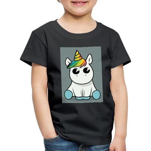 baby unicorn boy - Kids' Premium T-Shirt