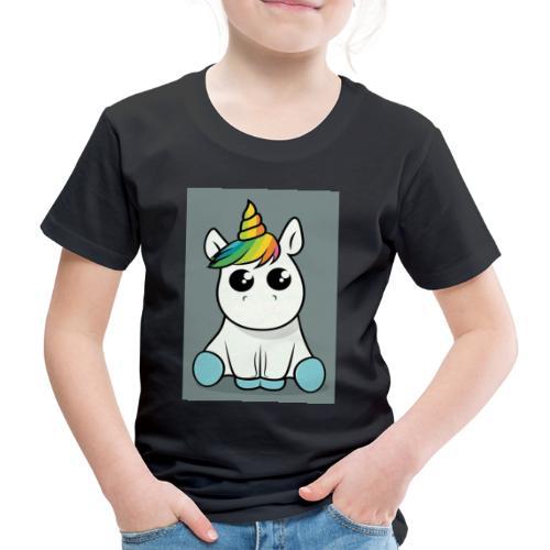 baby unicorn boy - Kids' Premium T-Shirt
