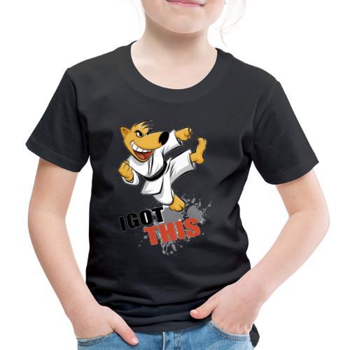 Got This - Kinderen Premium T-shirt