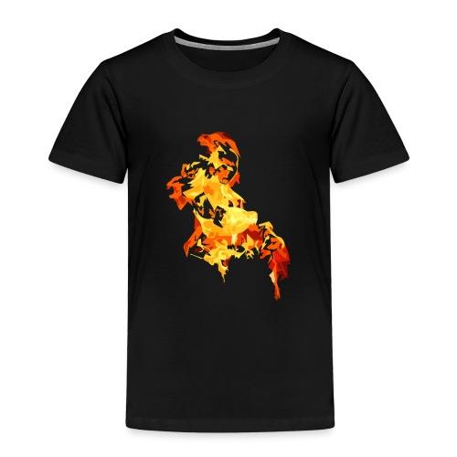 Blazing - Koszulka dziecięca Premium