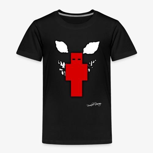 Dark Hunter & Red Sun - Maglietta Premium per bambini