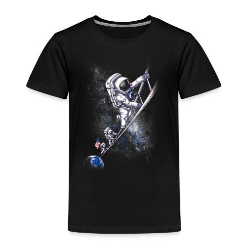 July 1969 spaceman - Kids' Premium T-Shirt