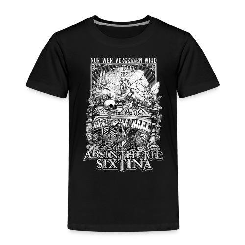 Absintherie Sixtina 2021 - Sixtina Support - Kinder Premium T-Shirt