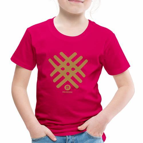 Maladesign - Lasten premium t-paita