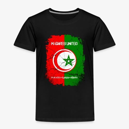 Maghreb United Nordafrika - Kinder Premium T-Shirt