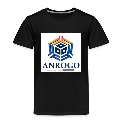 ANROGO - Camiseta premium niño