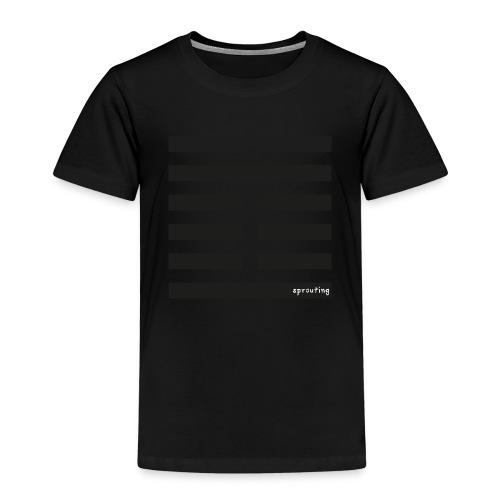 Hexagram 3, Sprouting - Maglietta Premium per bambini