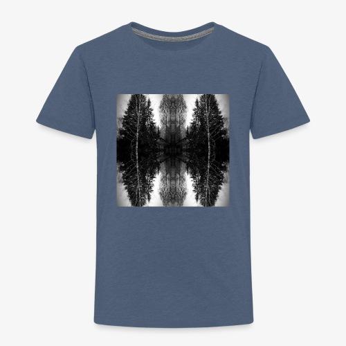 Riihi - Lasten premium t-paita