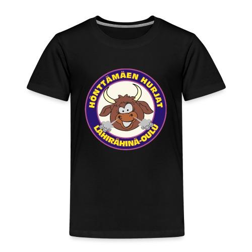 Hönttämäen hurjat - Lasten premium t-paita