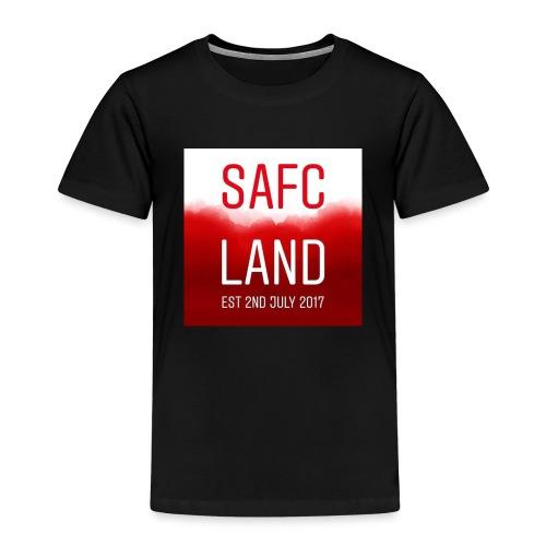 Safc_land logo - Kids' Premium T-Shirt