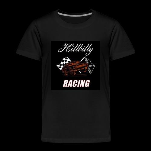 Hillbilly racing merchandise - Kinderen Premium T-shirt