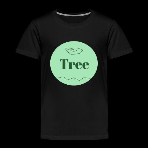 Tree1 - Kinder Premium T-Shirt