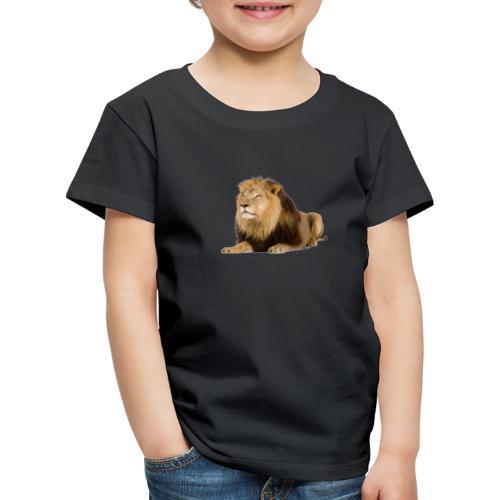 Löwe / erdem - Kinder Premium T-Shirt