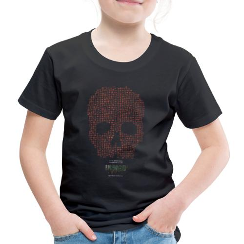 IFX - INDIGO filmfest 10 - Schädel - Kinder Premium T-Shirt