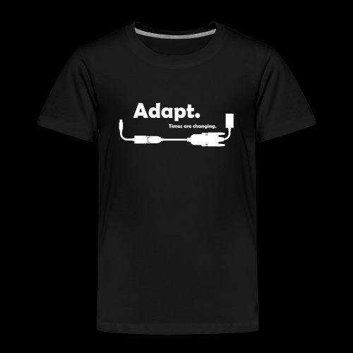 Adapt - Kids' Premium T-Shirt