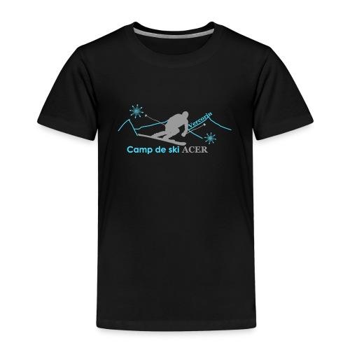Camp ACER Vercorin - T-shirt Premium Enfant