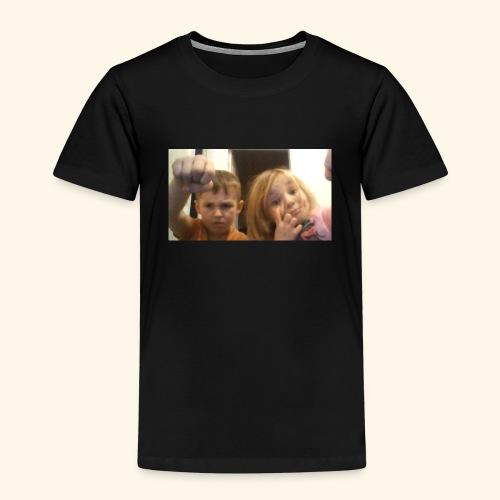 denby fist=nockout - Kids' Premium T-Shirt