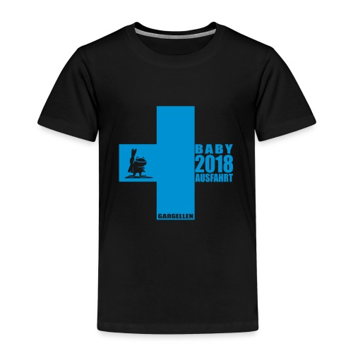 babyausfahrt2018 - Kinder Premium T-Shirt