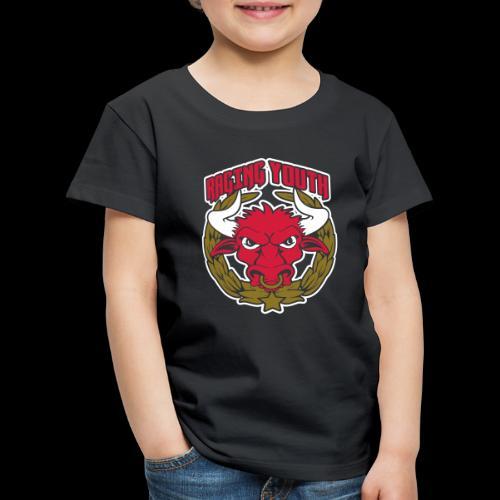 Raging Youth Logo - Kinder Premium T-Shirt
