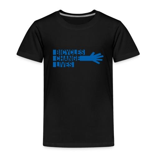 BCL Blue Hand - Kids' Premium T-Shirt