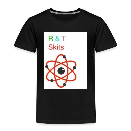 R & T skits YT channel design - Kids' Premium T-Shirt