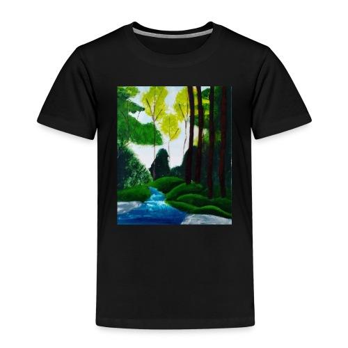 Wilder Bach - Kinder Premium T-Shirt