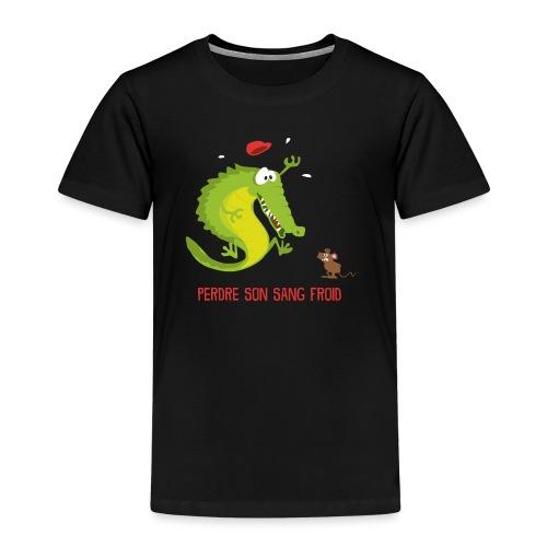 AlliGator - T-shirt Premium Enfant